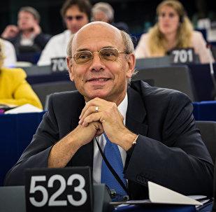Eiropas Parlamenta deputāts no Francijas Žans Luks Šafhauzers
