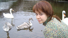 Доцент СПбГУ Наталья Еремина