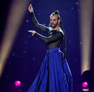 Участник Евровидения 2017 Славко Калезич