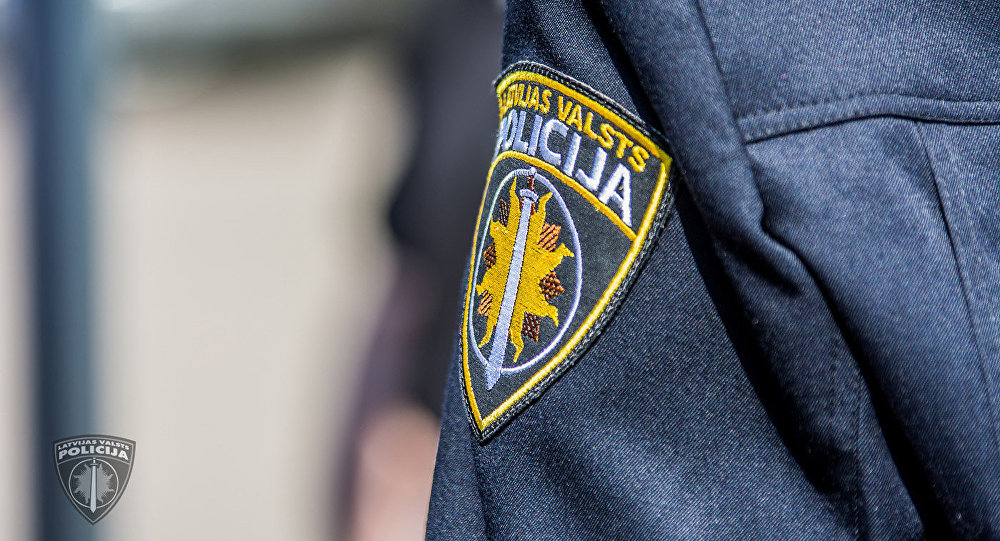 Государственная полиция Латвии