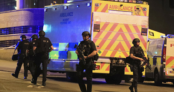 Встолице Англии эвакуируют людей свокзала «Виктория»