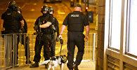 Terorakts Mančestrā. Foto no arhīva