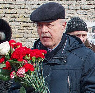 Генеральный консул РФ в Нарве Дмитрий Казеннов