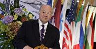 Bijušais ASV vēstnieks PSRS Džeks Metloks. Foto no arhīva