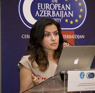 Эксперт Центра стратегических исследований Гюльмира Рзаева