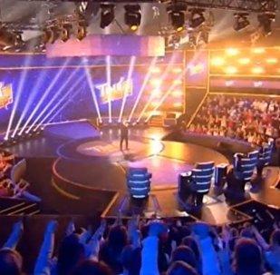 """LIVE: Финал вокального конкурса """"Ты супер!"""" в Кремлевском дворце"""