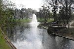 Рижский городской канал, архивное фото
