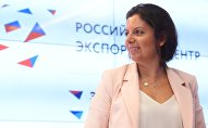 Telekanāla RT un Sputnik galvenā redaktore Margarita Simoņana