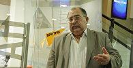 Доктор политических наук, профессор, действительный член Академии политических наук Сергей Черняховский