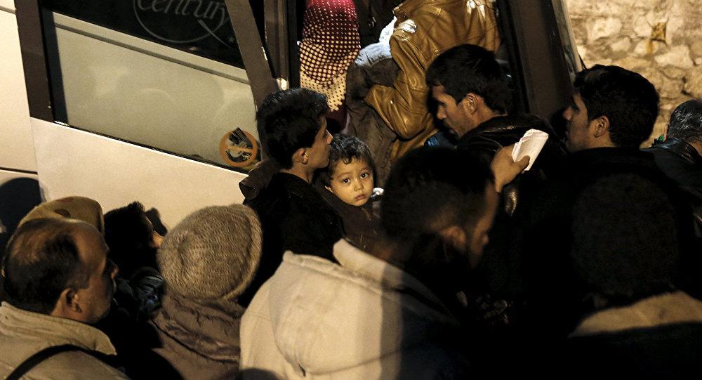 Kučinskis cer uz NATO palīdzību migrācijas krīzē