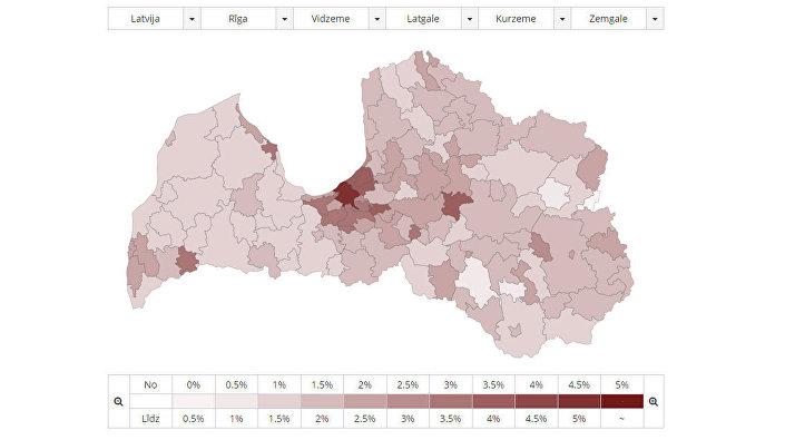 Активность избирателей в первый день предварительного голосования