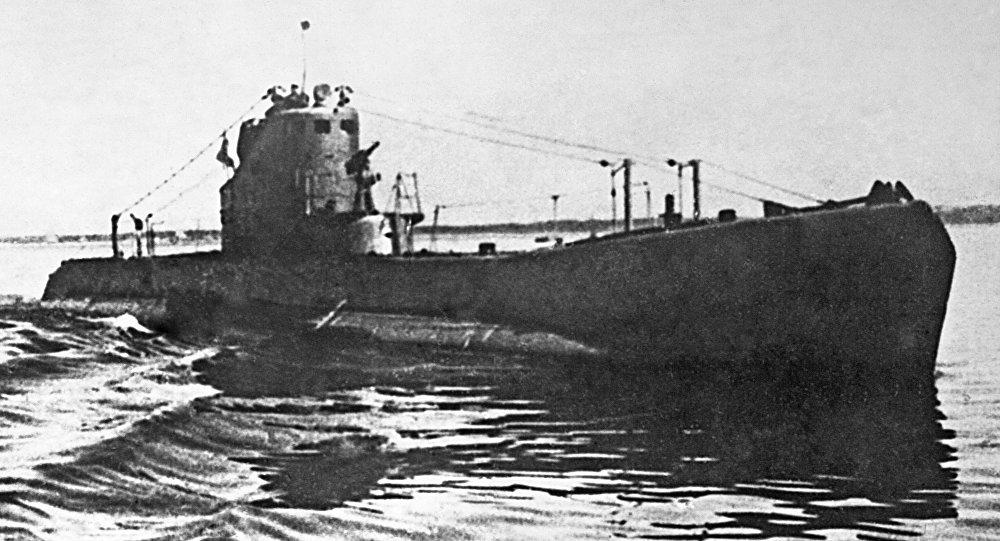 Подводная лодка типа Щука в дни Великой Отечественной войны