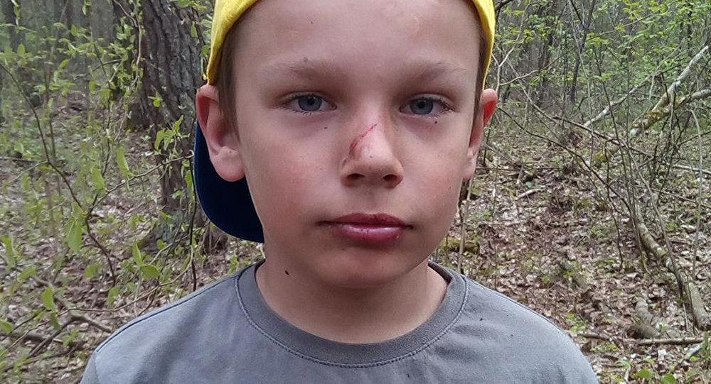 В Латвии ищут пропавшего без вести мальчика