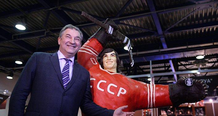 Krievu hokejists un Krievijas Valsts Domes deputāts Vladislavs Tretjaks