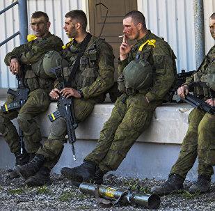 NATO militārās mācības. Foto no arhīva
