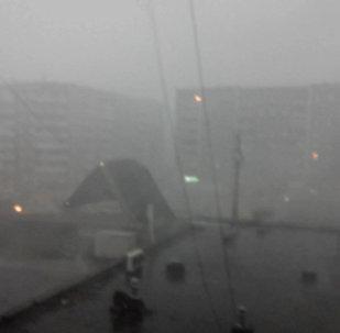 Vētra Ņižņijtagilā