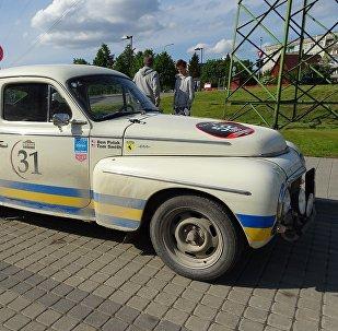 Baltic Classic Rally, Балтийское классическое ралли - 2017