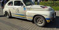 Baltic Classic Rally, Baltijas klasiskais rallijs - 2017