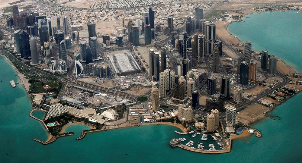 Дипломатический район города Доха, Катар