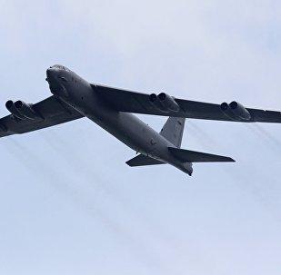 Amerikāņu bumbvedējs B-52