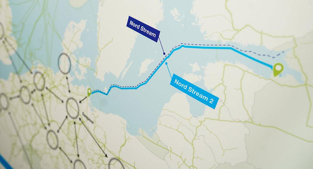 Дания приняла закон, который может помешать строительству «Северного потока— 2»