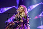 Российская певица Юлия Самойлова на конкурсе Мисс СНГ 2017 в Ереване