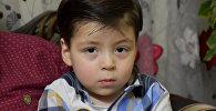 Омран Дакниш сирийский мальчик из Алеппо