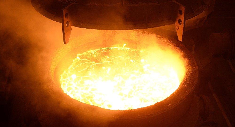 Электросталеплавильная печь