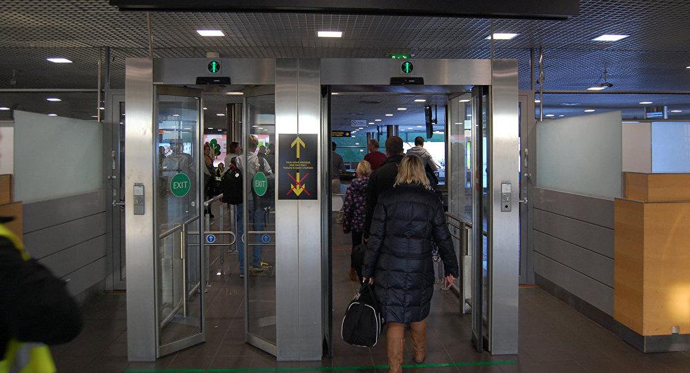 Starptautiskā lidosta Rīga