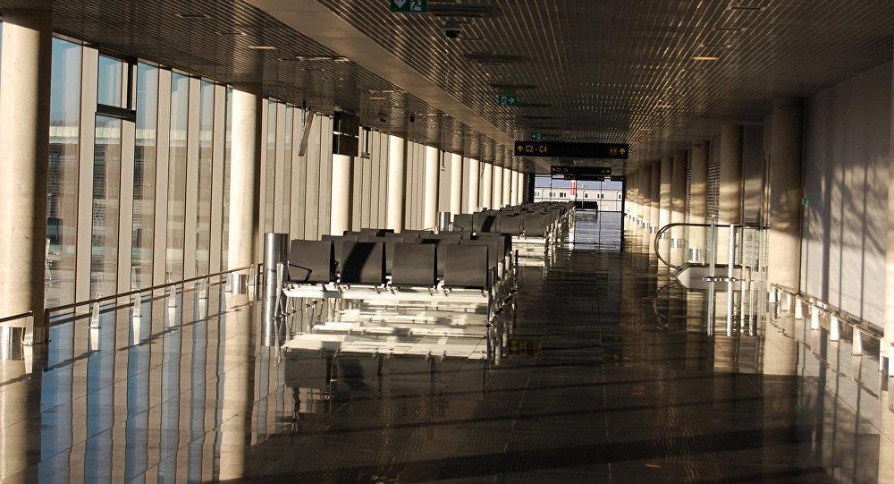 Starptautiskā lidosta Rīga. Foto no arhīva