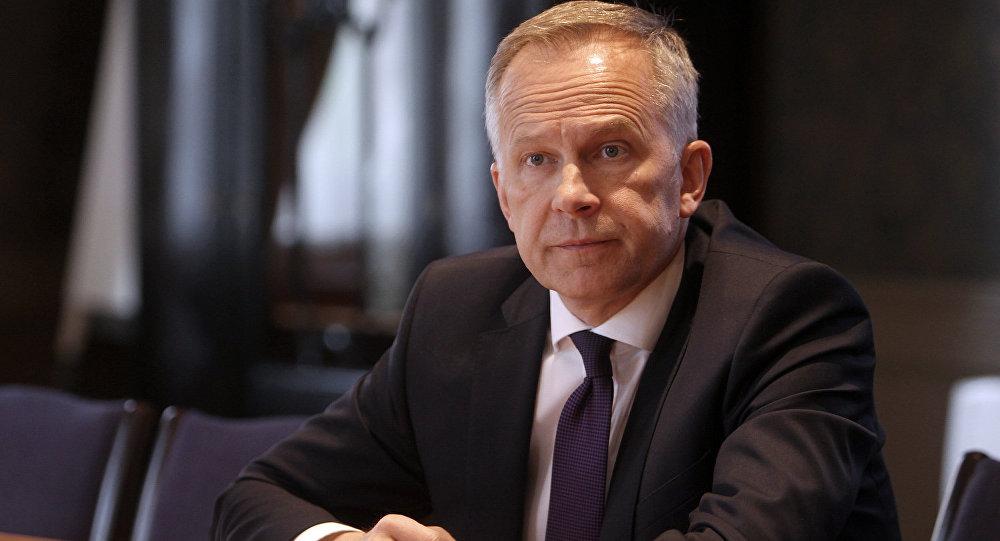 Latvijas Bankas prezidents Ilmārs Rimšēvics