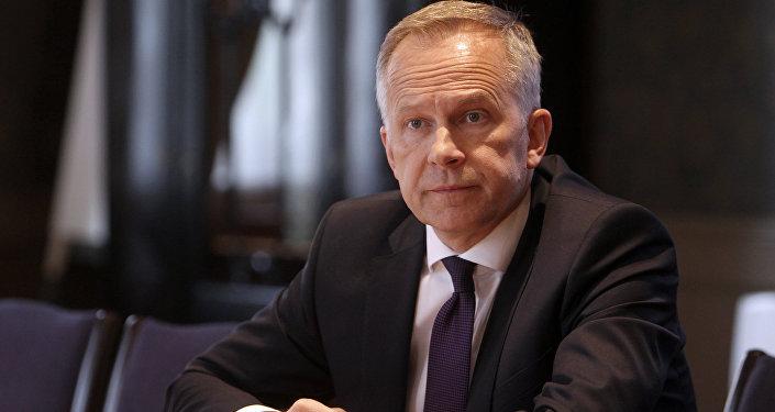 Президент Банка Латвии Илмарс Римшевичс