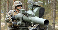 Военные учения НАТО, архивное фото