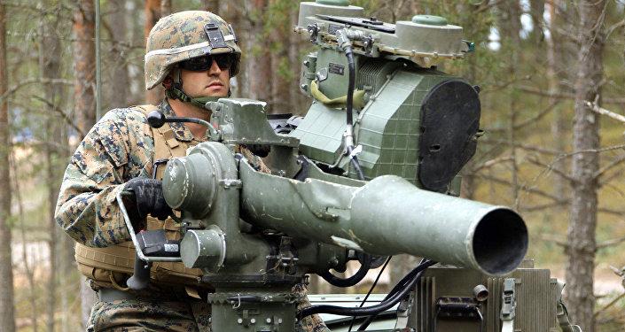 Militārās mācības Saber Strike 2017