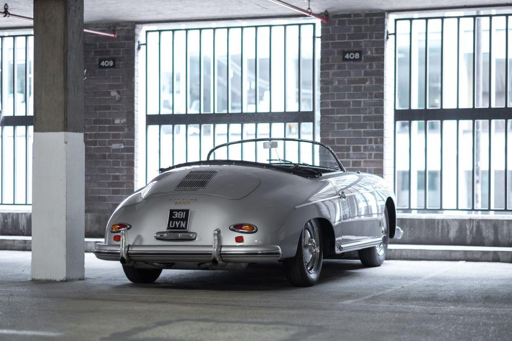 Automašīna Porsche 356 Speedster Super