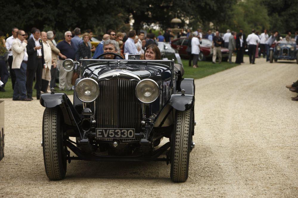 Automašīna Bentley Open Tourer