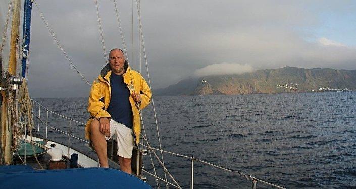 Инструктор высшей категории Британской Королевской яхтенной ассоциации Александр Гуськов