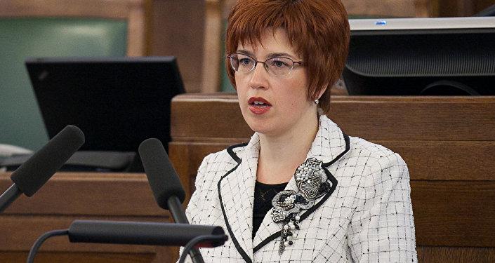 Экс-депутат Сейма Латвии Ирина Цветкова