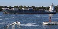Судоходство в Калининградском морском канале и на рейде порта Балтийск