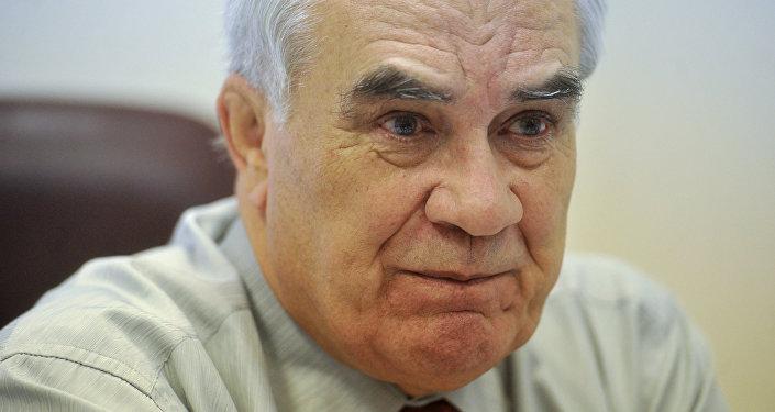 Президент Союза нефтегазопромышленников России Геннадий Шмаль