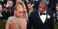 Bejonse ar vīru Jay-Z