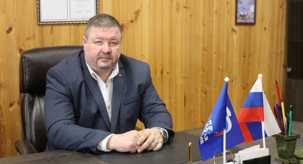 Partijas Vienotā Krievija loceklis Konstantīns Karakovskis