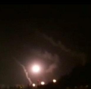 Irāna izdarījusi raķešu uzbrukumu kaujiniekiem Sīrijā
