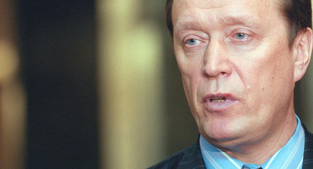 KF vēstnieks Latvijā Aleksandrs Vešņakovs. Foto no arhīva