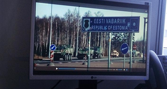 Кадр из фильма BBC Третья мировая война: в командном пункте