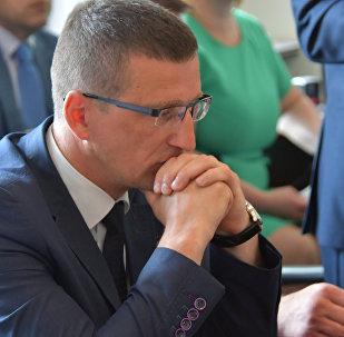 Мэр Екабпилса Райвис Рагайнис