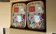 Задержка ввоза мороженого от производителя Латвии