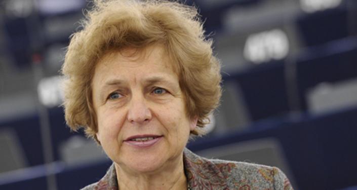 Депутат Европарламента Татьяна Жданок