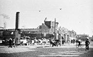 Разрушенный город Лиепая