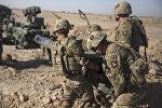 Операция американских военных Resulute Support в Афганистане